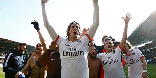 PSG, campeón anticipado de la Liga de Francia