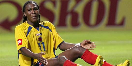 Hugo Rodallega pide una nueva oportunidad en la Selección Colombia
