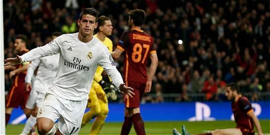 En Europa especulan con un cambio entre James y Hazard