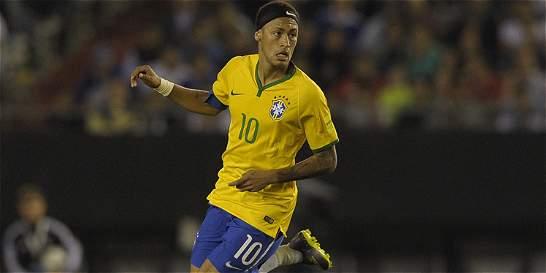 Neymar dice que tiene 'gas' para los Olímpicos y la Copa América