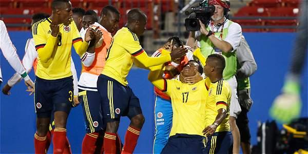 Las mejores imágenes del partido que llevó a Colombia a los Olímpicos