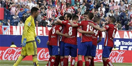 Atlético de Madrid no tuvo piedad con Betis: lo vapuleó 5-1
