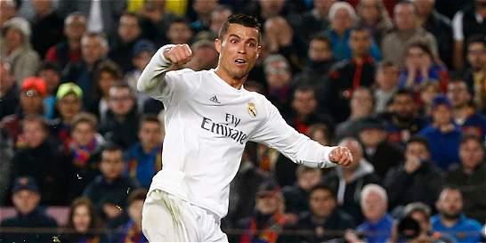 Cristiano Ronaldo, la figura del Real Madrid en el clásico