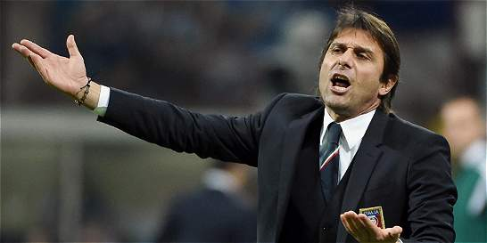 Antonio Conte dirigirá al Chelsea después de la Eurocopa