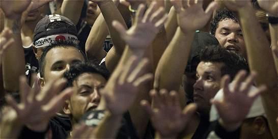 Anuncian medidas para frenar violencia de barras en Sao Paulo