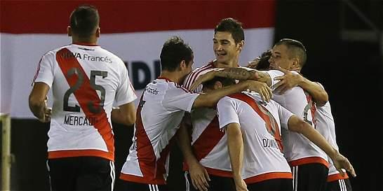 River Plate fue una aplanadora: vapuleó 6-0 a The Strongest