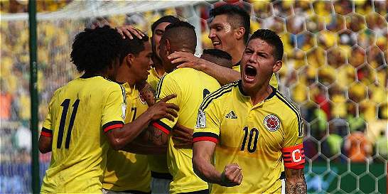 Selección Colombia vuelve a ser la cuarta mejor del mundo, según Fifa