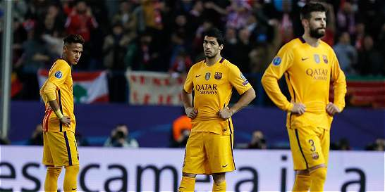 Las razones del desplome del Barcelona en la Liga de Campeones