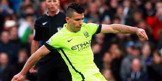 Con tres goles de Agüero, M. City goleó 0-3 a Chelsea