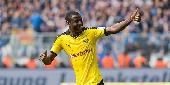 Ramos, figura en la victoria de Borussia Dortmund 3-0 al Hamburgo