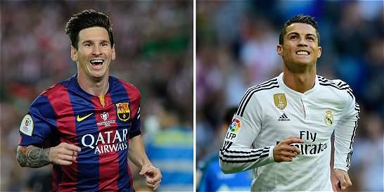 Lo que valdrían los derechos deportivos de Messi y Cristiano Ronaldo