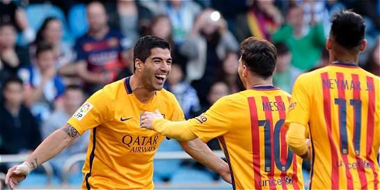 Barça regresó al triunfo en la Liga: venció 0-8 a Deportivo La Coruña