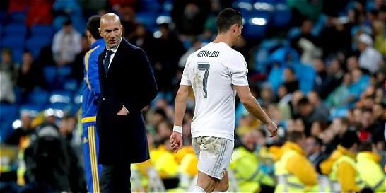 Zidane se arrepiente de no haber dosificado a Cristiano