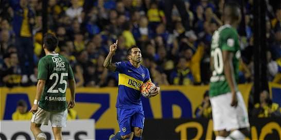 Otra bochornosa salida del Cali en la Copa: perdió 6-2 contra Boca
