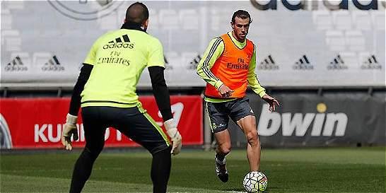 El regreso de Bale, la novedad en el entrenamiento del Real Madrid