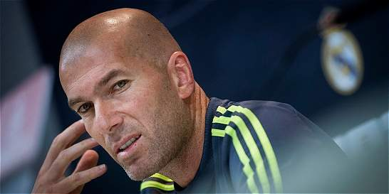 'No comparto que James no sea un jugador importante': Zidane