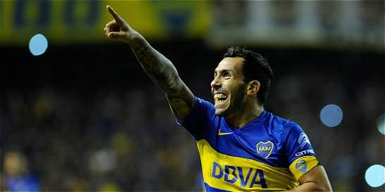 'Boca-River es de lo más lindo que le puede pasar a un jugador': Tévez