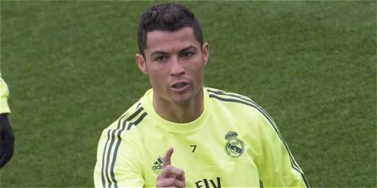 Cristiano Ronaldo está recuperado y jugará contra Manchester City