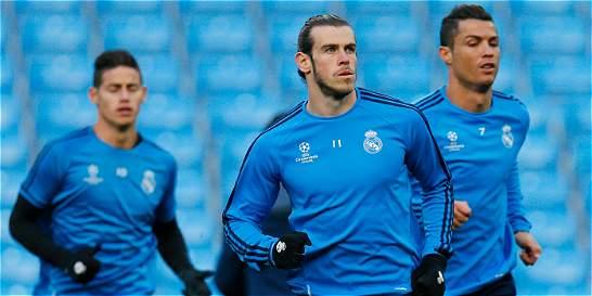 Zidane confirmó la titularidad de Cristiano y Benzema frente a M. City