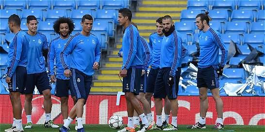 Manchester City y Real Madrid abren la semifinales de Champions