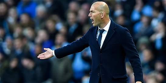 'La eliminatoria sigue al 50 por ciento': Zidane