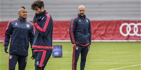 84c11b875d Atlético de Madrid vs. Bayern Múnich previo del juego de ida ...