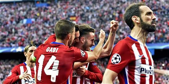 Atlético de Madrid pegó primero: derrotó 1-0 a Bayern Múnich