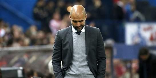 'Tenemos todavía 90 minutos para marcar un tanto': Guardiola