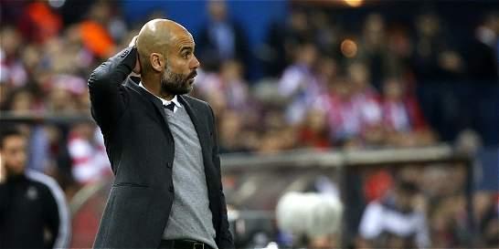 Críticas a Guardiola por ausencia de Müller en el once inicial