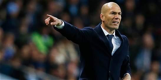 'Estoy contento de lo que estamos haciendo, pero falta mucho': Zidane