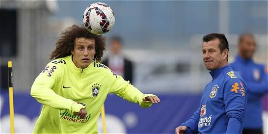 Brasil, sin David Luiz y Marcelo en primera lista para Copa América