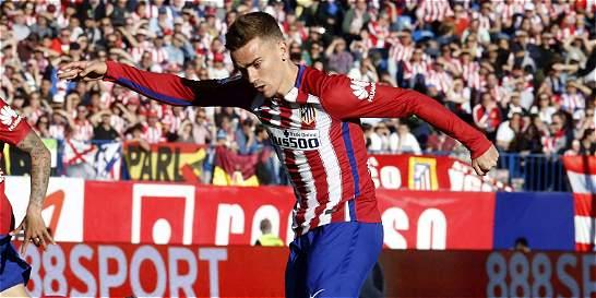 Atlético de Madrid se mantiene en la pelea: 1-0 contra Rayo Vallecano