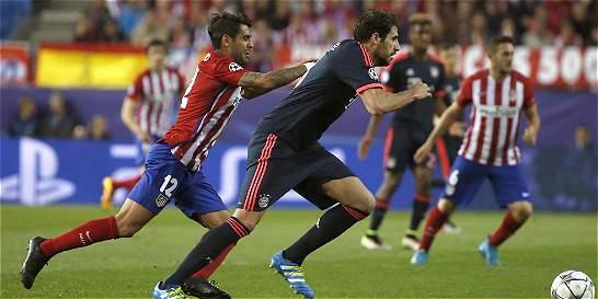 Bayern vs. Atlético, semifinal con el duelo histórico del fútbol mismo