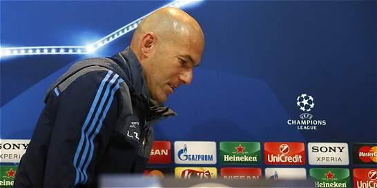 'Si no pasamos va a ser un fracaso': Zidane