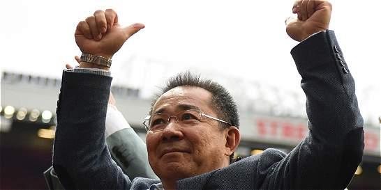 El influyente rey del 'duty-free' tailandés, dueño del Leicester City