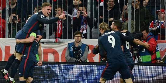 Así jugó el Atlético de Madrid para pasar a la final de la Champions