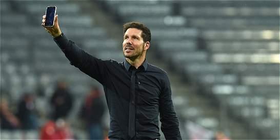 Otra reivindicación del Atlético de la mano de Diego Simeone