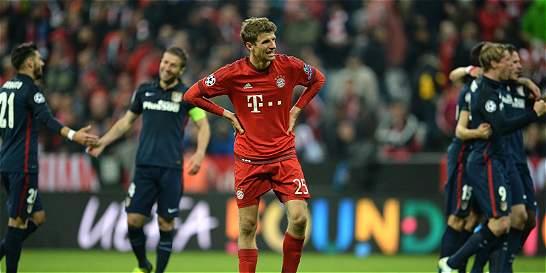 'El fútbol es como es; no siempre gana el mejor equipo': Müller