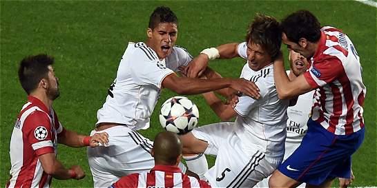 Real Madrid y Atlético se reencontrarán en la final de la Champions
