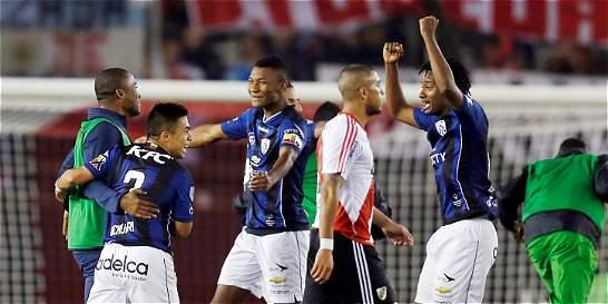 Independiente del Valle, el 'chico' que tumbó al campeón River Plate