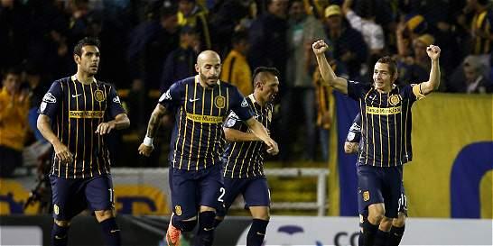 Rosario Central, el rival de Nacional en cuartos de la Libertadores