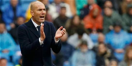 'Somos segundos, falta un juego y en fútbol todo puede pasar': Zidane