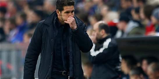 'Competimos con los dos mejores hasta la última fecha': Simeone