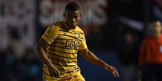 Con gol de Fabra, Boca Juniors le empató a Nacional 1-1, en Montevideo