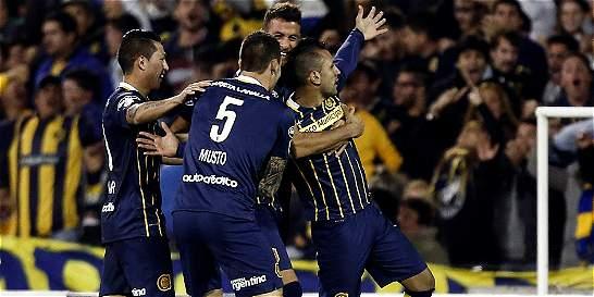 Cayó el invicto de Nacional: perdió 1-0 en su visita a Rosario Central