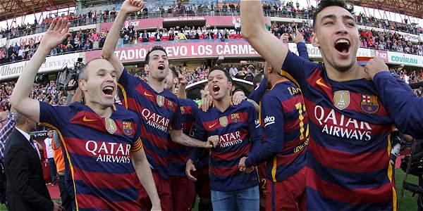 Las Frases Del Título De Los Jugadores Del Barcelona