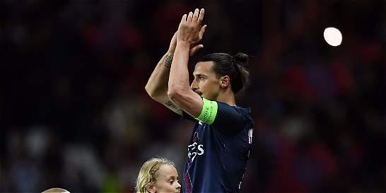 Ibrahimovic se despidió de la liga de Francia con un doblete