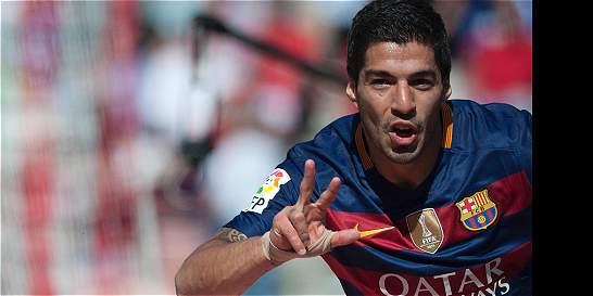 Ni de Messi ni de Cristiano; ¡la Liga española fue de Luis Suárez!