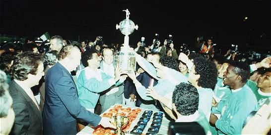 La única remontada de Nacional en la Copa terminó en título