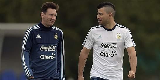 'Messi me dijo que Pep es impresionante': Agüero